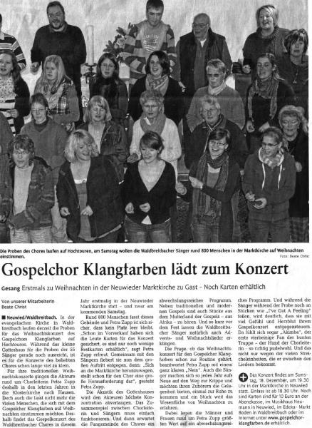 2010-12-10 Rhein-Zeitung