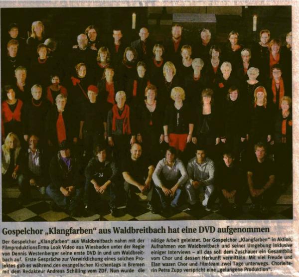 2009-11-06 Rhein-Zeitung